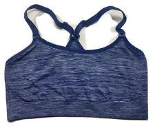 Active Wear bra size L blue