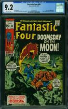 Fantastic Four #98 CGC 9.2 -- 1970 -- Kree Sentry app #2001982014