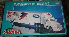 REVELL KENWORTH K-MART HAVOLINE RACE RIG 1/32 Model Car Mountain OPEN