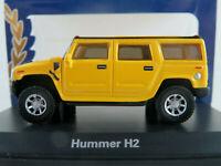 BoS 87451 Hummer H2 (2008) in gelb 1:87/H0 NEU/OVP