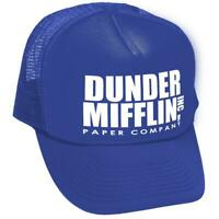 DUNDER MIFFLIN PAPER COMPANY - office show - Adult Trucker Cap Hat