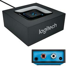 Logitech Bluetooth Audio Adapter Multipoint Chinch 3.5 mm Klinke Funk kabellos