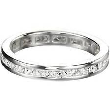 Sterling Silver Eternity Fine Rings