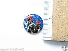 Black Sabath Hard Enamel Vintage Pin (#93)