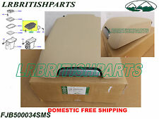 LAND ROVER LID DOOR STOWAGE BOX LID CONSOLE RANGE R SPORT OEM NEW FJB500034SMS