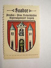 Saabor / Reklamemarke Kaffee Hag - Wappen