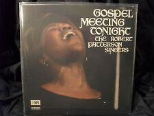 The Robert Patterson Singers - Gospel Meeting Tonight