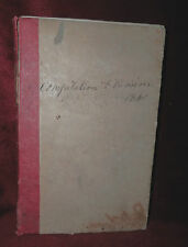 1855 1st ED Acts Resolutions Memorials Passed at Sessions of Legislative Assembl