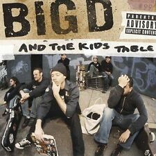 BIG D AND THE KIDS TABLE - HOW IT GOES NEW CD