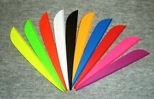 "AAE Elite 4"" Plastifletch Vanes Mix/Match Colors Pk 36"