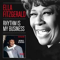 Ella Fitzgerald - Rhythm Is My Business [New CD] Spain - Import
