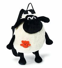 "Stuffed toy Shaun the Sheep "" Timmy Backpack  "" NICI Japan Timmy Time daypack"