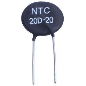 20D-20 NTC Thermistor Zur Begrenzung Des Einschaltstroms Des VorschaltgeräT R4J1