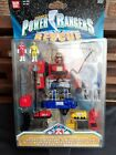 NEW and RARE Power Rangers Lightspeed Rescue Deluxe Micro Playset Ref. 4461