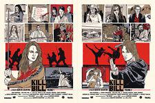 Kill Bill Variant AP S/N of 10  By New Flesh