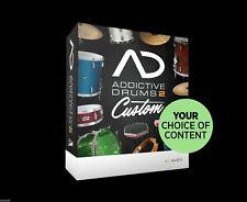 XLN Addictive Drums 2 - Custom Bundle Special - NEW License