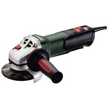 "Metabo 600380420 4-1/2"" 8 AMP Angle Grinder w/ Non-Locking Paddle Switch New"