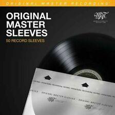 Mobile Fidelity MOFI MFSL Master Record Inner Sleeve - 50 Pack