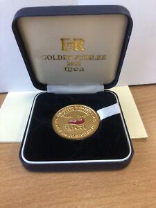 queens golden jubilee medal 2002