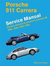 NEW BENTLEY WORKSHOP REPAIR MANUAL PORSCHE 911 CARRERA S 4 S 1995 1996 1997 1998