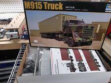Trumpeter M915 Truck Model Kit 1/35