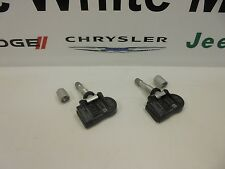 06-07 Chrysler 300 & Dodge Charger Magnum Caliber TPMS Set of 2 Factory Mopar