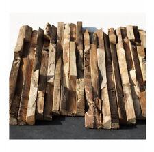 1 Modul Teak Holz HO-006 - Fliesen Lager Stein-mosaik Herne NRW - Wand-Design -