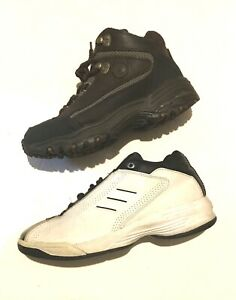 Boy's Lace-Up Ankle Shoes - Pre-Owned -Choice Size & Color