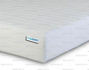 Brand New 3FT X 6FT6 European Size Orthopaedic Memory Foam 7-Zone 17cm deep