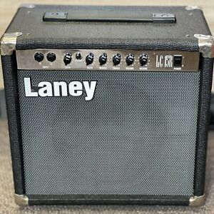 Laney LC15R Electric Guitar Amplifier  🎸 Tube Combo Amp with Reverb