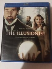 The Illusionist (Blu-ray Disc, 2009, Canadian)