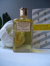 JEAN D´ALBRET ECUSSON Eau de Cologne 60ml Vintage 1960s Fabulous Near Mint Box