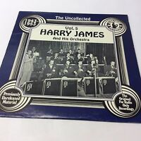 """Harry James and His Orchestra 'Volume 5' VG/VG Classic Vinyl LP 12"""""""