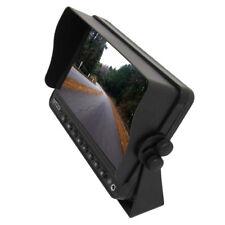 "7"" Screen Digital Reversing Camera Monitor Screen DVR IC360"