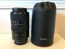 Sony G-Series 70-300mm f/4.5-5.6 SSM G Lens