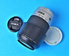 Nice Vintage Minolta AF Zoom 100-300mm F4.5-5.6 Lens