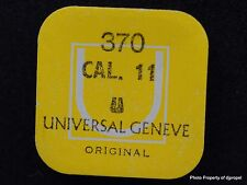 Vintage Universal Geneve Cal. 11 Upper Kif Unit Part # 370