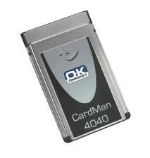 Omnikey Cardman 4040 PCMCIA, Chipkartenleser HBCI