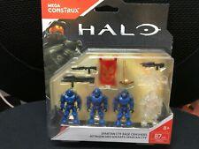 Mega Construx Halo Spartan CTF Base Crashers Building Set FNR84 NEW