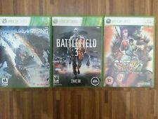 Xbox 360 Games sale