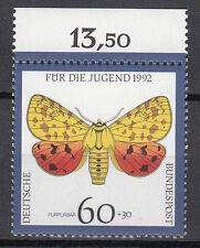 BRD 1992 Mi. Nr. 1602 mit Oberrand Postfrisch TOP!!! (27656)
