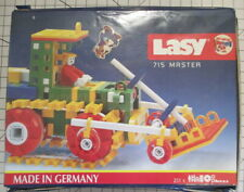 Lasy 715 master set not complete