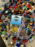 Beads Mix  lot Mixed Czech Glass Beads 3 lbs ModeBeads Brand  lost of surprises