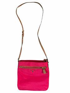 Michael Kors Medium Pink Crossbody Bag Satchel