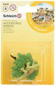 SCHLEICH Chameleon Set From Japan
