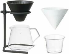 KINTO SCS-S04 Coffee Dripper Brewer Stand Set 4cups 700ml 27573 from JAPAN