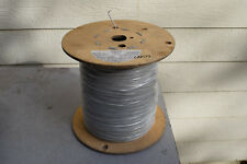 NEW- Thermax 2770' Teflon Silver Wire 24 AWG Red White Black 3/C Sheilded  GUAR