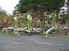 CLAAS LINER , SELECTION OF NEW SPARES FOR ALL CLAAS LINER RAKES