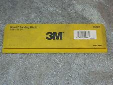 "3M 05687 HOOKIT AUTO BODY SANDING BLOCK 1-1/2"" INCH x 2-5/8"" INCH x 10-3/4"" INCH"