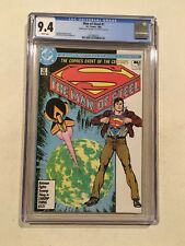 SUPERMAN: THE MAN OF STEEL #1-6 CGC 9.4-9.8 DOUBLE COVER COMPLETE